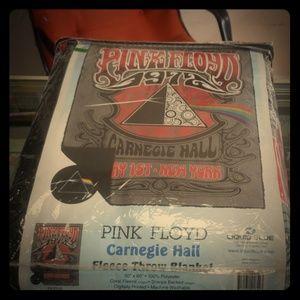 Pink Floyd 50 by 60 Fleece Throw Blanket